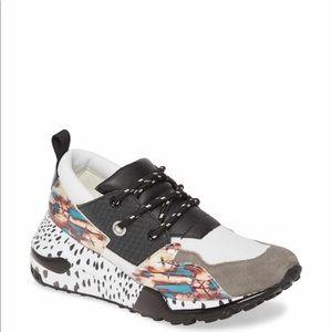 NWB Steve Madden Cliff Sneaker